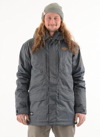 Купить Куртка сноубордическая I FOUND 2015-16 HEMLOCK OMBRE BLUE Одежда 1224341