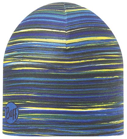 Купить Шапка BUFF Coolmax COOLMAX REVERSIBLE HAT JABE BLUE - INK Банданы и шарфы Buff ® 1185669