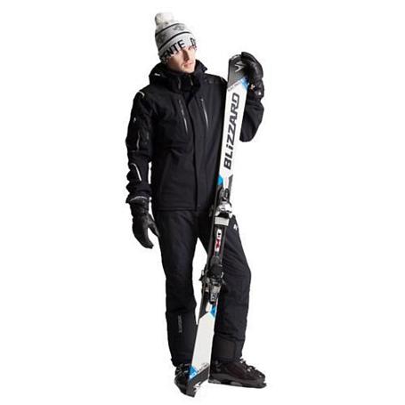 Купить Куртка горнолыжная DESCENTE 2013-14 SWISS WC BK/BK/BCD/SPW/BK/BK Одежда 1021876