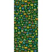 БанданаАксессуары Buff ®<br>Бесшовный многофункциональный аксессуар из серии Junior Buff. Легко превращается из бандана в повязку на голову, шарф, шапку, маску, подшлемник и даже напульсник. Бандана детская Kukuxumusu Buff Buterfly зеленого цвета. Подходит для любой погоды. Изготовлена в виде трубы зеленого цвета .