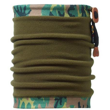 Купить Бандана BUFF Angler Neckwarmer CAMU / MILITARY Банданы и шарфы Buff ® 842437