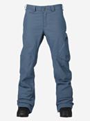 Брюки Сноубордические Burton 2016-17 M AK 2L Cyclic PT Washed Blue