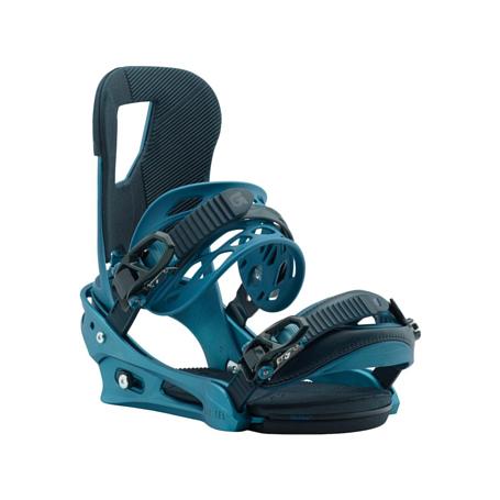 Купить Сноуборд крепления BURTON 2017-18 CARTEL BLUE BOY 1355828