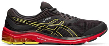 Беговые кроссовки элит Asics 2019-20 GEL-PULSE 11 G-TX GRAPHITE GREY/SOUR YUZU