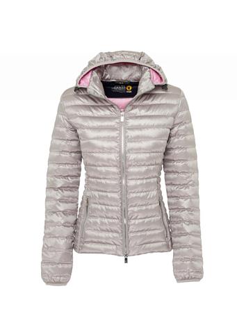 Купить Куртка для активного отдыха Ciesse Piumini 2016 LIGHT DOWN FULL ZIP JACKET gray, Одежда туристическая, 1246864