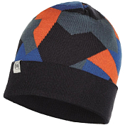 Шапка Buff JR KNITTED HAT RAN NAVY