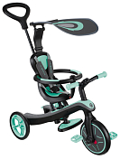 Беговел Globber Trike Explorer 4 in 1 2021 мятный