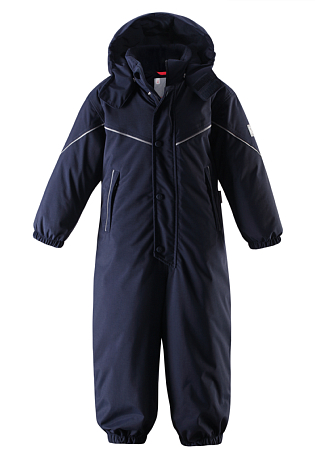 Купить Комбинезон горнолыжный Reima 2016-17 TROMSSA СИНИЙ Детская одежда 1273916