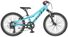 Велосипед Scott Contessa 20 2019 Light Blue