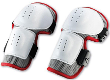 Защита локтей NIDECKER 2018-19 multisport elbow guards white/red