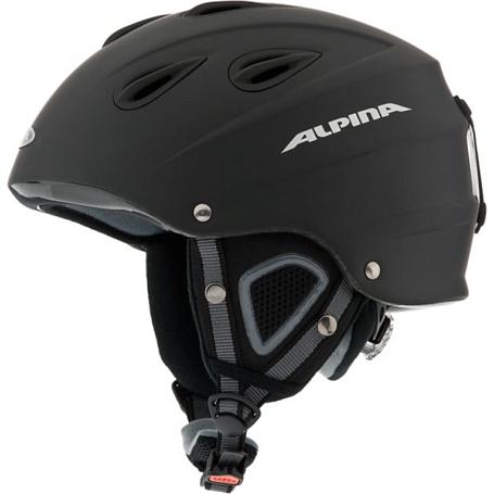 Купить Зимний Шлем Alpina GRAP Шлемы для горных лыж/сноубордов 1131101