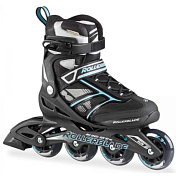 Роликовые коньки Rollerblade 2016 Zetrablade W Black/Light Blue