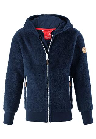 Купить Флис горнолыжный Reima 2017-18 Toivo Navy Детская одежда 1351771