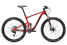 Велосипед Giant Anthem 27.5 1 2016 Red / Красный
