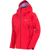 Куртка для активного отдыха Salewa 2017-18 ORTLES GTX STRETCH W JKT papavero