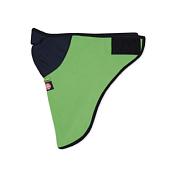 Маска (балаклава)Головные уборы<br>Защитная маска на липучке, выполненная из материала SoftShell, мембраны Windstopper и флисового слоя Tecnopile с внутренней стороны.<br>Состав: 100% полиэстер<br>Цвет: зеленый<br><br>Пол: Унисекс<br>Возраст: Взрослый<br>Вид: балаклава