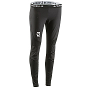 Брюки беговые Bjorn Daehlie 2017-18 Pants Terminate Wmn Black
