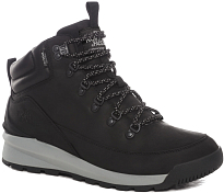 Ботинки городские (средние) The North Face Back-To-Berkeley Mid Wp Tnf Black/Griffin Grey