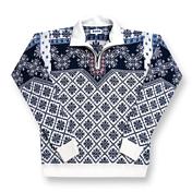 Свитер для активного отдыхаОдежда для активного отдыха<br>Шерстяной свитер на молнии 3/4.<br>Состав: 100% шерсть.<br>