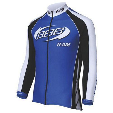 Велокуртка BBB BBB Team long sleeve jersey (BBW-152)