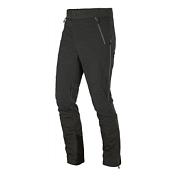 Брюки туристическиеОдежда туристическая<br>Ветронепродуваемые лыжные брюки<br> <br> - крючки для крепления к обуви<br> - эргономичная талия и колени<br> - молнии для вентиляции<br> - два кармана на молнии<br> - усиленная ткань с внутреннего края штанин<br> - ткань Windstopper 3L softshell lightweight 206<br> - пропитка DURABLE WATER REPELLENT C6<br> - вес 535 гр