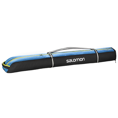 Купить Чехол для горных лыж SALOMON 2016-17 EXTEND 1P PAD 165+20 BL/BL/Y Чехлы 1287405