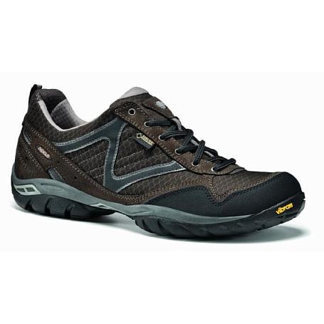 Купить Ботинки для треккинга (низкие) Asolo Natural Shape Rebel GV MM D. brown/D. brown, Треккинговая обувь, 1015591