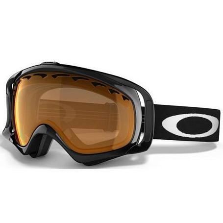Купить Очки горнолыжные Oakley CROWBAR JET BLACK/PERSIMMON 618861