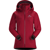 Куртка для активного отдыха Arcteryx 2018-19 Beta AR Jacket Women's Pomegranate