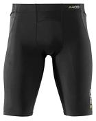 Тайтсы Короткие Беговые Skins 2015 A400 Mens Half Tights Black