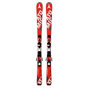 Горные Лыжи с Креплениями Atomic 2016-17 Redster JR Iii & Xte 7