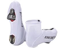 Чехол на Велообувь Bbb Lightflex White (Bws-10)