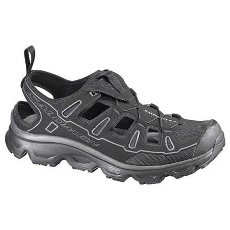 Купить Кроссовки Life Style SALOMON 2013 GILA BLACK/BLACK/AUTOBAHN Обувь для города 901583