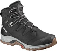 Ботинки городские (высокие) SALOMON Quest Winter GTX Phantom/Black/Vapor Blue
