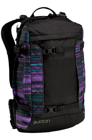 Рюкзак BURTON 2013-14 RIDERS PACK 22 HIGH TIDE STRIPE