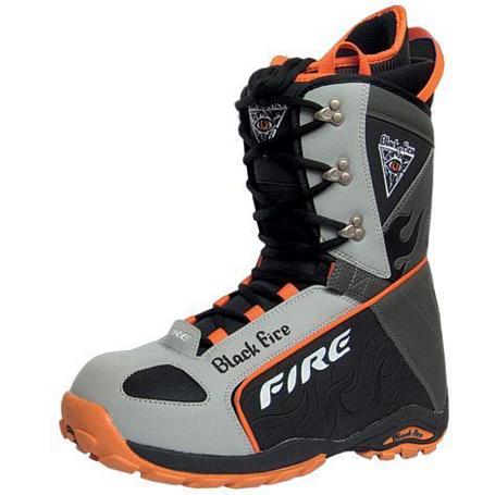 Купить Ботинки для сноуборда Black Fire 2007-08 368652