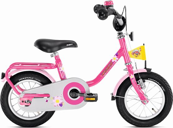 Купить Велосипед PUKY Z2 2016 Lovely Pink До 6 лет (колеса 12-18) 1326428