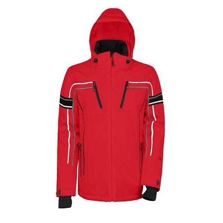 Купить Куртка горнолыжная MAIER 2014-15 MS Classic Wengen fire (красный) Одежда 1091765