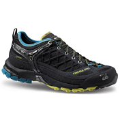 Треккинговые кроссовки Salewa Tech Approach WS FIRETAIL EVO GTX Black/Venom