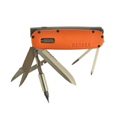 Мультиинструмент GERBER 2015 Outdoor Fit Light Tool Orange (Blister) Orange