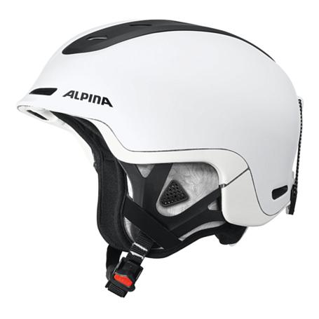 Купить Зимний Шлем Alpina SPINE white matt, Шлемы для горных лыж/сноубордов, 1279957