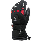 Перчатки горные MATT 2017-18 MACK JUNIOR GORETEX GLOVES NEG/ROJO