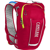 Рюкзак-жилет CamelBak Ultra 10 Vest 70 Crimson Red/Lime Punch