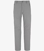 Брюки для активного отдыхаОдежда для активного отдыха<br>Мужские брюки из быстросохнущей влагоотводящей ткани DRYWAY. <br>Эргономичный крой , артикулированные колени, карманы на молнии. <br>Ткань с защитой от ультрафиолетовых лучей UPF 40.
