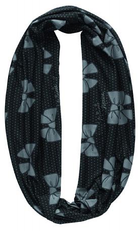 Купить Шарф BUFF URBAN Varsity BOW DOTTY BLACK Банданы и шарфы Buff ® 1080482