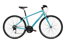 Велосипед Trek 7.3 FX WSD 17.5L HBR 700C 2015 Seeglass Mermaid