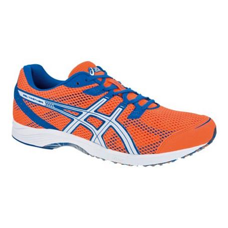 Купить Марафонки Asics 2013 GEL-TARTHER 2 Оранжевый/Белый/Голубой, Кроссовки для бега, 903434