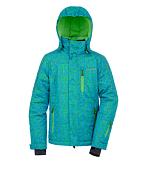 Куртка горнолыжнаяОдежда горнолыжная<br>функциональная лыжная куртка, в которой есть все необходимое: водонепроницаемая, ветрозащитная, дышащая ткань и технологичный утеплитель <br>Мембрана: M-TEX<br>Паропроницаемость мембраны: 10 000 гр/м2 / 24 ч<br>Водонепроницаемость мембраны: 10 000 мм<br>Противоснежная юбка,<br>Карман на рукаве,<br>Эластичные манжеты с отверстием для большого пальца<br>Съемный капюшон<br>Утеплитель: M-LOFT,<br>Состав: 100% полиестер.<br><br>Пол: Унисекс<br>Возраст: Детский<br>Вид: куртка
