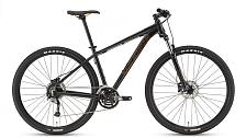 """ВелосипедКолеса 29 (найнеры)<br>ROCKY MOUNTAIN FUSION – серия прогулочных горных велосипедов с колёсами 29"""". Отличительной чертой данной линейки велосипедов, как и всей продукции бренда ROCKY MOUNTAIN, является высочайшее качество и детальная, продуманная комплектация. Городские парки, лесные тропы, в любую погоду данный велосипед будет равноправным участником Ваших велопрогулок.<br><br>Комплектация 910 - является начальной в линейке моделей FUSION, но все компоненты подобранны таким образом – что бы велосипед служил долгие годы, и радовал своего хозяина. <br><br>- рама из алюминия 6061, гидроформинг, конусный рулевой стакан. Крепление для багажника и крыльев. <br>- амортизационная вилка Suntour XCT с ходом 100мм.<br>- трансмиссия Shimano <br>- гидравлические тормоза Shimano<br>- надежные покрышки&amp;nbsp;&amp;nbsp;Maxxis Sphinx 29 x 2.1<br><br>Технические характеристики:<br><br>Рама: Аллюминий 6061, гидроформинг, конусный рулевой стакан. Крепление для багажника и крыльев. <br>Вилка: Suntour XCT 100mm<br>Диаметр колес: 29 <br>Кол-во скоростей: 27<br>Переключатель задний: Shimano Acera 9 скоростей<br>Переключатель передний: Shimano Acera<br>Шифтеры: Shimano Altus<br>Тип тормозов: дисковые гидравлические <br>Тормоза: Shimano M315<br>Система: Suntour XCM 44/32/22T<br>Кассета: Shimano HG-200 11-34T<br>Покрышки: Maxxis Sphinx 29 x 2.1<br>Вес: 13.5 кг"""