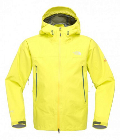 Куртка туристическая THE NORTH FACE 2013 M POINT FIVE JACKET ( SLPHR SPRNG GRN) салатовый